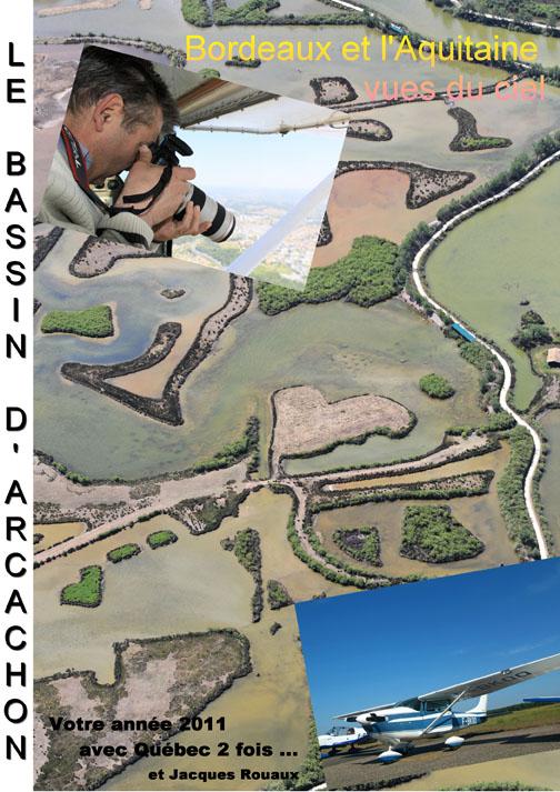 Calendrier gratuit Bassin d'Arcachon 2011