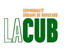 Logo Communauté Urbaine de Bordeaux